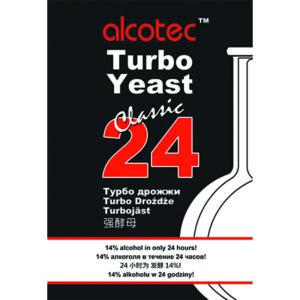 Турбодрожжи Alcotec 24