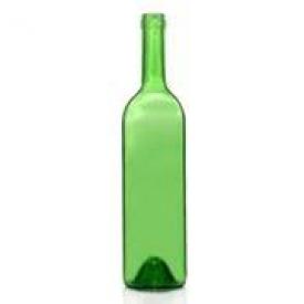 бордо зеленая